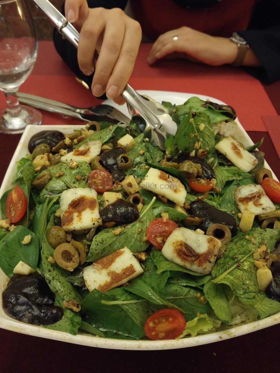 Giyermochita Salad