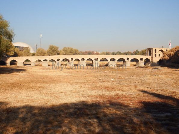 Shahrestan Bridge or Jey Bridge